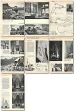 1961 Chapel In Arizona Usa And Church Tarnow Poland Design, Plans