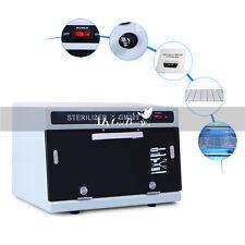 Salon UV Sterilizer Cabinet Towel Warmer Heater Facial Spa Beauty Equipment