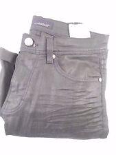 "Zara MAN ""NERO TAG"" Da Uomo Blu Navy Scuro Cerato Denim Jeans W30 L31 SHINE Look"