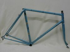 1970's Made in the USA 57 x 55 cm Romic Reynolds 531 Touring Frame & Fork