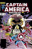 Captain America #288 (1983) Marvel Comics Deathlok