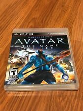 Avatar: The Game  (Playstation 3, 2009) Complete!