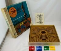 1968 Swahili Game by Milton Bradley Complete in Very Good Condition FREE SHIP