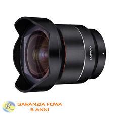 Samyang 14mm f/2.8 ED AS IF UMC Per Sony FE E-Mount