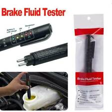 Brake Fluid Liquid Oil Tester Pen 5 LED Indicator Car Electronic Testing Tool