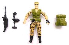 G.I. Joe/Cobra_V1 1988 Repeater *Steadi-Cam Gunner*_100% COMPLETE_FLAWLESS!!!