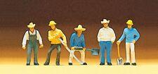 Preiser H0 Art.Nr. 10031  Gleisbauarbeiter