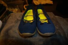 Lands End Blue Slip On Bungee/Walking Shoes ~ Size 6.5