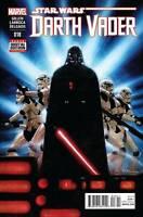 Star Wars Darth Vader #18  Marvel Comic Book NM 2016