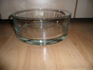 Glas Schale, Dekoration