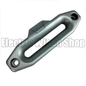 WARN Aluminium Hawse Fairlead - 255mm Hole Centres