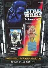 Star Wars 40th Anniversary Base Card #79 Kenner Introduces The Power of the Forc