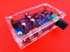Portable Headphone Amplifier Board AMP Module Kit For Classic 47 DIY Kit + Case