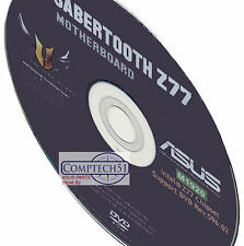 ASUS Sabertooth Z77  MOTHERBOARD AUTO INSTALL DRIVERS M1920