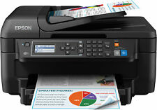 Equipo Multifunción Epson Workforce Wf-2750dwf