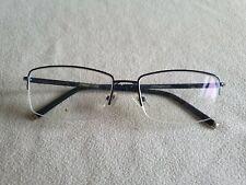 ZEROXCLUB blue titanium glasses frames. ZX 66212.
