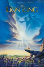 The Lion King - A4 Glossy Poster - Film Movie Free Shipping #60