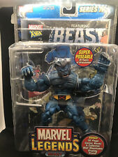 Marvel Legends Series 4 Beast Action Figure X-Men