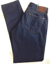 Paul Smith Hommes Coupe fuseau INDIGO jean taille 86.4cm X JAMBE 86.4cm