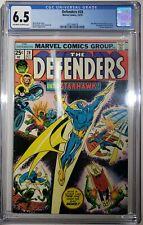 Defenders #28 (1975) CGC 6.5
