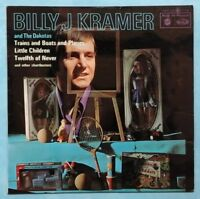 BILLY J KRAMER ~ BILLY BOY ~ 1966 UK 12-TRACK MONO VINYL LP RECORD ~ MFP 1134