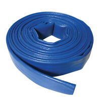 Lay Flat Hose 10M X 25Mm Power Tools Outdoor Silverline 633827