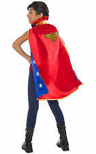 Deluxe Wonder Woman Cape for Child New by Rubies 36096