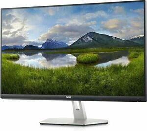 Dell S2721D 27 In 1440p QHD, 75Hz, IPS, FreeSync, 2 HDMI, Spkr, DispPort_Silver