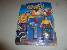 New On Card Cadillacs And Dinosaurs Figure Jungle Fighting Jack Tenrec 1993 Tyco