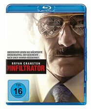 Blu-ray * THE INFILTRATOR   BRYAN CRANSTON , DIANE KRUGER # NEU OVP +