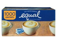 Equal Original- Zero Calorie Sweetener Single-Serve Packets 1000 ct