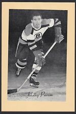 1945-64 Beehive Group II 2 Hockey John Johnny Peirson Short Print Boston Bruins