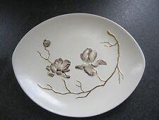 "Carltonware ""Magnolia"" oval platter"