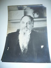 RICCIOTTI GARIBALDI  PHOTOGRAPHIE ANCIENNE VERS 1920 ORIGINAL VINTAGE