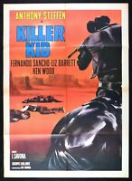 Manifesto Killer Kid Steffen Sancho Barrett Ken Wood Western M43