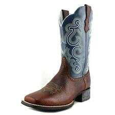 Low (3/4 in. to 1 1/2 in.) Block Cowboy, Western Boots for Women