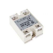 Rele ' Estado Sólido 40A/3-32VDC - Relé De a Simple Contacto - COM13015