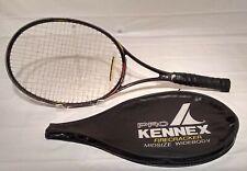 """Pro Kennex Firecracker Tennis Racquet 4 3/8"""" Grip Racket"""