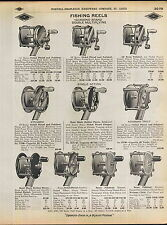 1910 ADVERTISEMENT Meisselbach Feather Light Diamond Brand Fishing Reel Trout