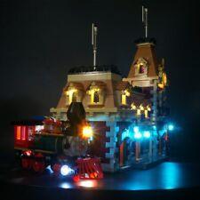 LED Light Kit For LEGO 71044 Disney Train and Station lighting set 71044 bricks