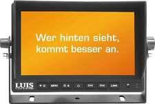 "LUIS 7""-Rückfahrsystem Basic weiß Monitor Kamera Rückfahrkamera Nachtsicht"