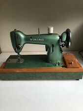 SEWING MACHINE VIKING HUSQVARNA, TABLE & ACCESSORIES ELECTRIC
