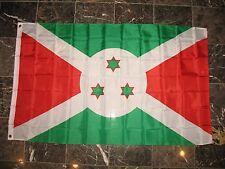 3x5 Burundi Africa Flag 3'x5' Banner Brass Grommets
