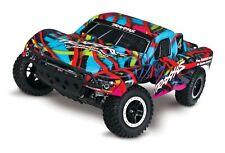 Traxxas Slash Hawaiian 2WD Model Car Electrical Brushed 58034-1 short Course Tr