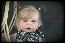 "Reborn Baby ""Gracie"" By Ann Timmerman - Super Adorable Toddler!! Must See :)"