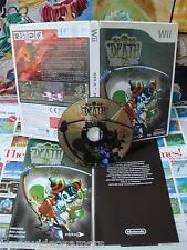 Nintendo Wii:Death JR - Root of Evil [TOP EIDOS & 1ERE EDITION] COMPLET - Fr