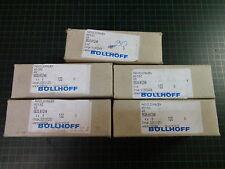 490 x rändelschraube böllhoff 6535.8vz48; din 653; 4 x 8 mm