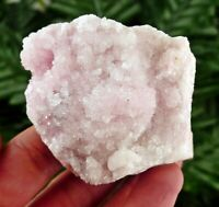 Rare Rhodochrosite with  Clear Quartz, Crystal, Mineral, natural Crystal