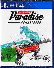 Burnout: Paradise Remastered Sony PlayStation 4 / PS4 Neu & OVP Deutsche Version