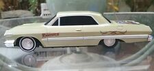 Lindberg Homie Hopperz '63 Impala SS 1:18 RC Lowrider Car Only
